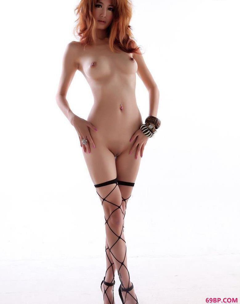 超级名模Yumi人体写照2
