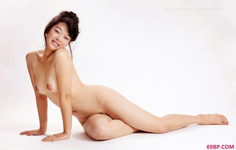 午夜进入人体_METCN裸模肖辰人体艺术_0