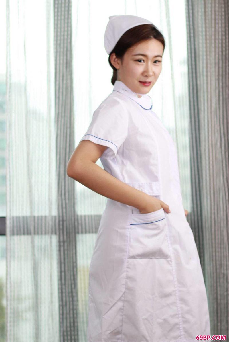 护士紫嫣的美体